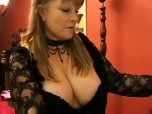 Hot Mature Bitches Enjoy A Hardcore Threesome Fucking